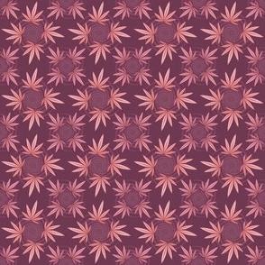 ★ CHECKERED WEED ★ Purple / Collection : Cannabis Factory 2 – Marijuana, Ganja, Pot, Hemp and other weeds prints