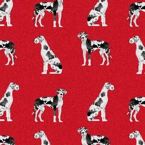 great dane harlequin coat pet quilt a collection coordinate