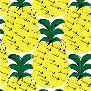 Big Pineapple Pattern