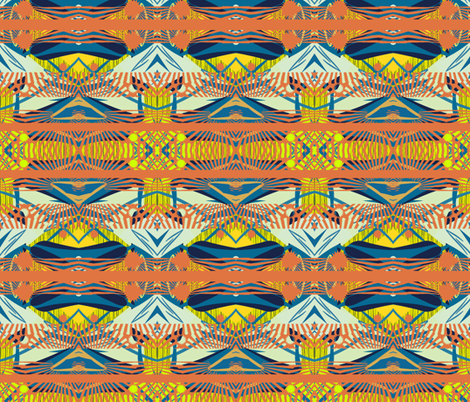 What is it? fabric by susiprint on Spoonflower - custom fabric