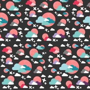 Under a Strawberry Moon—4 Inch