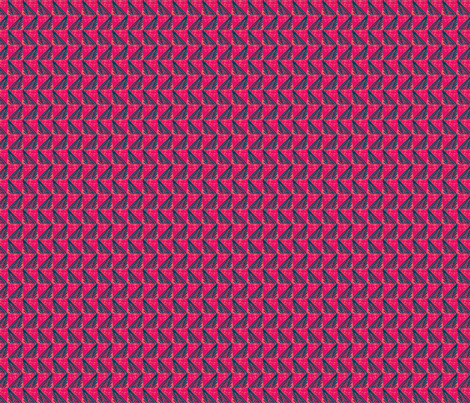 Abstract Houndstooth-Summer Pop fabric by resistanthearts on Spoonflower - custom fabric
