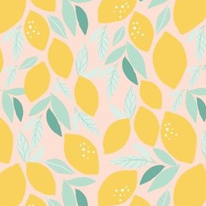 Indy Bloom Design Lemons-B
