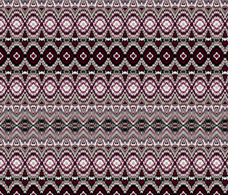 boho 1 fabric by pamelachi on Spoonflower - custom fabric