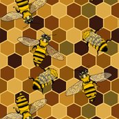 Rhoneycomb-plain-with-bees_shop_thumb