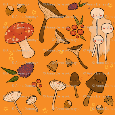 Fall Foraging