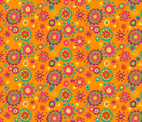 Rrsuzani_half_drop_orange_background_pink_teal_green_violet_old57-01_shop_preview