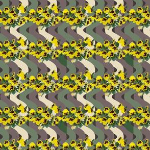 flowers of a lemon shades