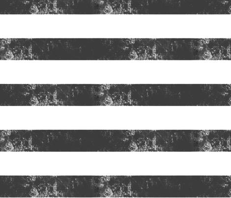 charcoal niko stripes horizontal fabric by pellerinadesign on Spoonflower - custom fabric