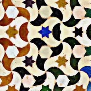 Moorish Tile Design