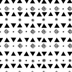 Triangles, Squares and circles