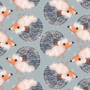 Hedgehog Pattern
