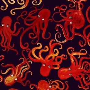 Octopus Noodles 2