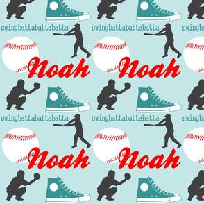 Noah baseball