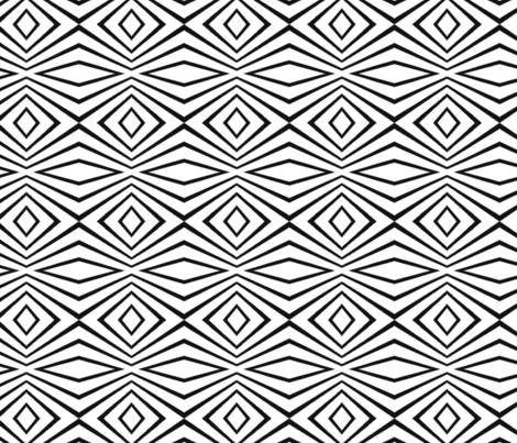 Zippy Trippy fabric by verystarry on Spoonflower - custom fabric