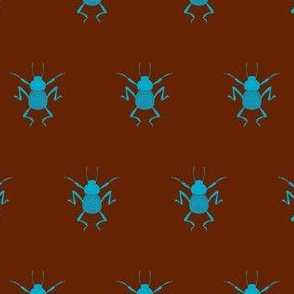 Feigning Beetle