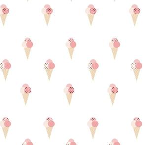 Blush Ice cream
