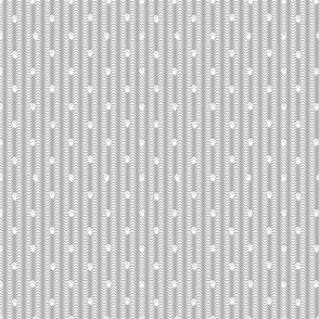 Optical illusion of geometric background with cubes