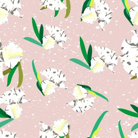 Rrrrseamless-pattern-of-white-flowers-and-snow-on-light-background_shop_preview