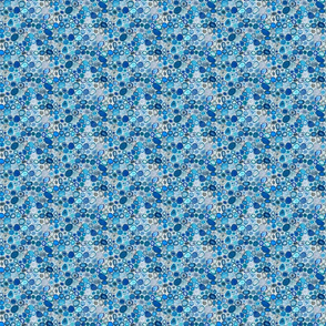 True Blue Onyx 3x3