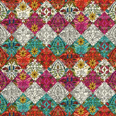 aziza patchwork