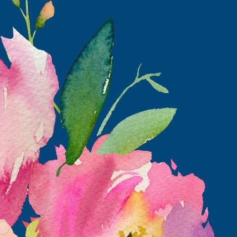 Pinkandgreenfloralsdarkblue_shop_preview