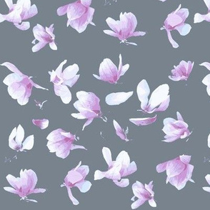 Tulip Magnolia (Dark Grey)