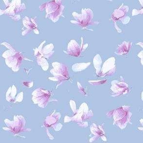 Tulip Magnolia (Medium Periwinkle)