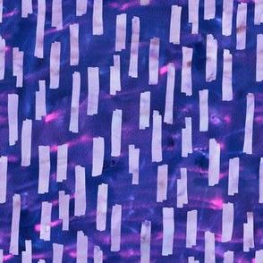 Justina lines lilac