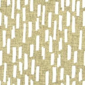 Justina lines tan linen