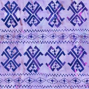 Justina Mark lilac