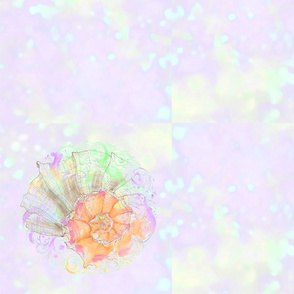 partial shell napkin B