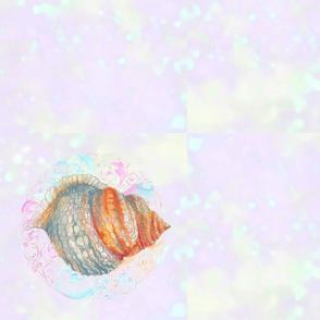 turban shell napkins B