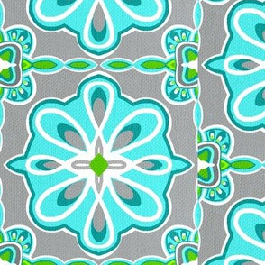 Turquoise Tile Links