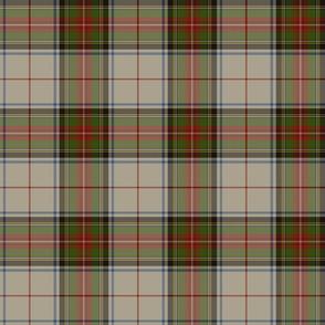 """Stewart Victoria royal tartan, 6"""" muted"""