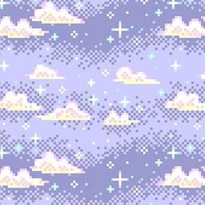 kawaii clouds