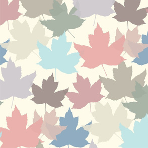 Magical Colorful Autumn Leaves 3