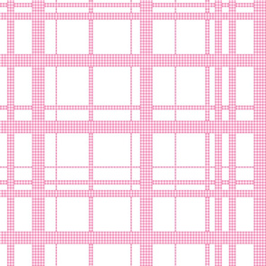 Mayberry Picnic Plaid sorbet