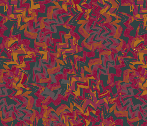 zag2-fiesta-nightlife fabric by wren_leyland on Spoonflower - custom fabric