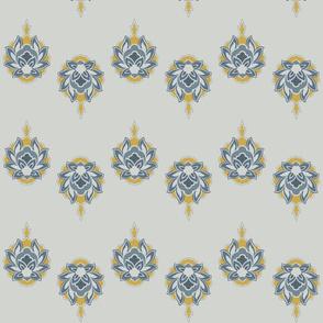 Blossom-greyyellow
