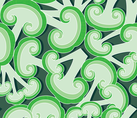 Rocco Bil fabric by spellstone on Spoonflower - custom fabric