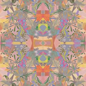 Wild Flowers Multicoloured