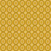 waved dot-saffron