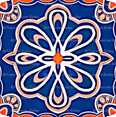 Contemporary Moroccan Style Tiles