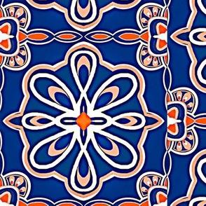 Contemporary Moroccan Style Tiles
