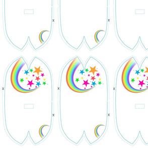 Luv My Chillin' - Designer Newborn Beanie
