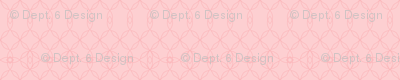 Filigree Lace: Millennial Pink Tracery