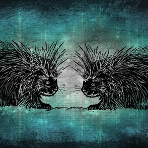 A Confabulation of Porcupines
