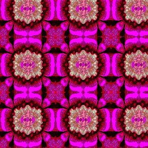 Pink Flower Child