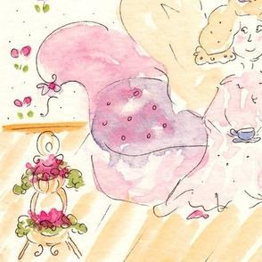 Fairy GodMother and Tea